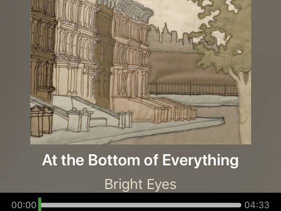 Bright Eyes - I'm Wide Awake, It's Morning