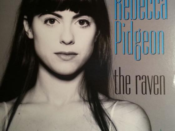 Rebecca Pidgenn the raven