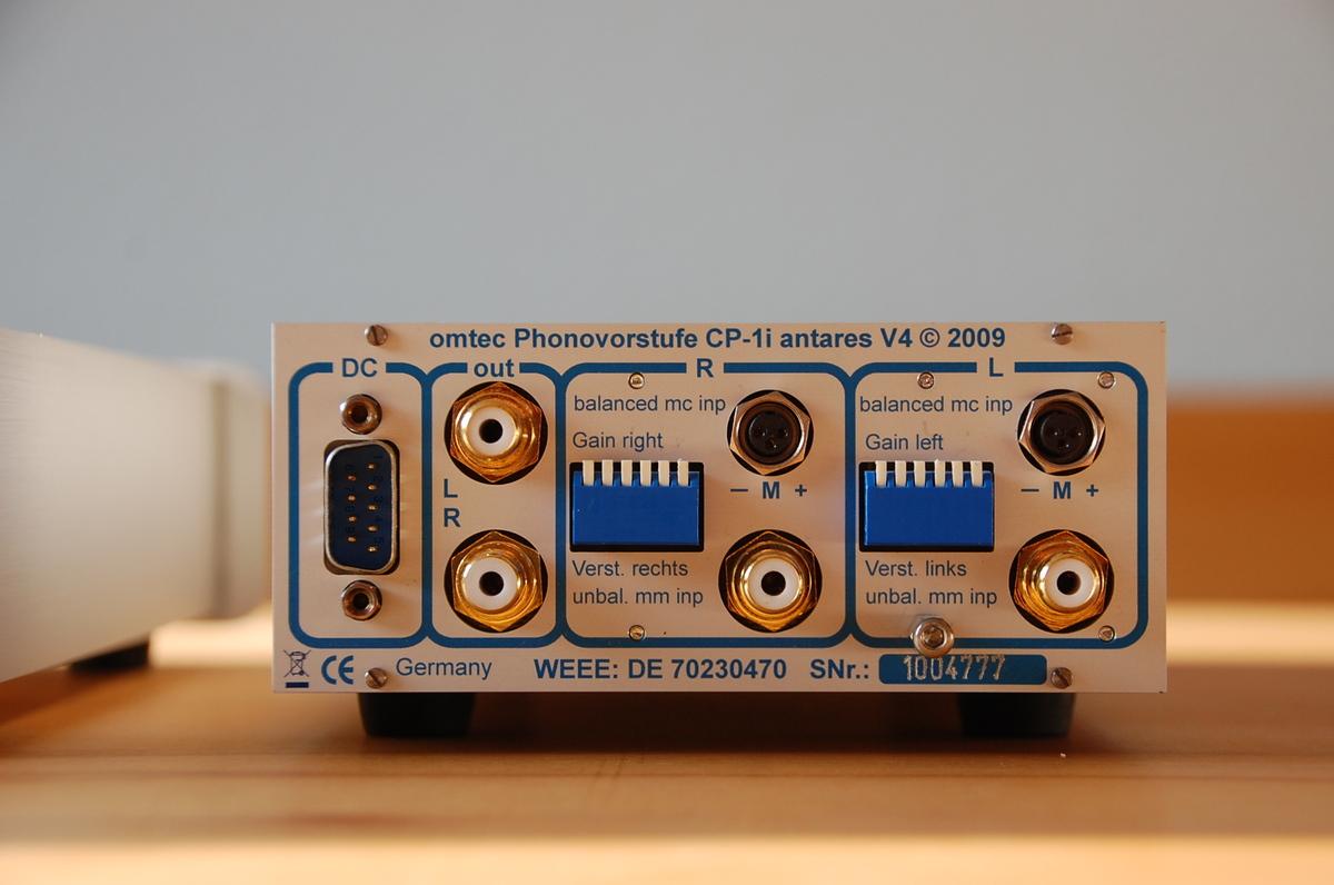 Omtec Antares CP1i V4