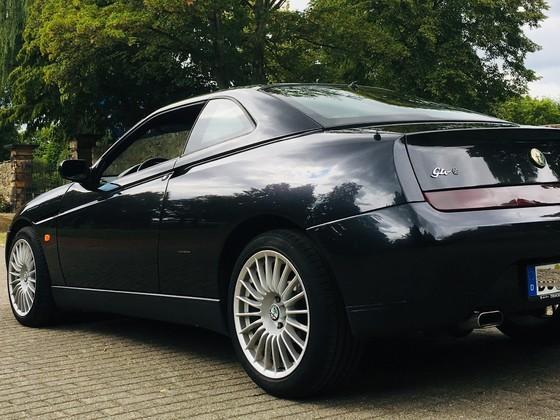 Alfa Romeo GTV Heck