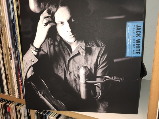 Jack White - Acoustic Recordings 1998-2016