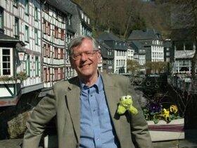 Herbert Feuerstein in Monschau