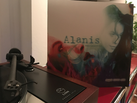 "Alanis Morissette ""Jagged Little Pill"""