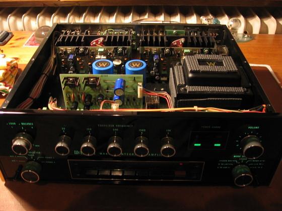 McIntosh MA 6200 top-generalüberholt