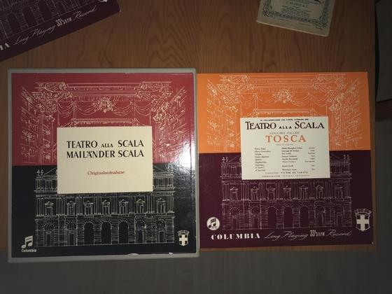 Tosca Columbia 1