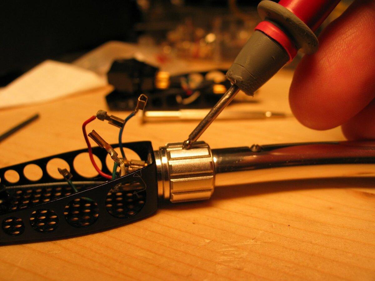 Mein Thorens 125 brummt auch - Phono - allgemein - Analogue Audio ...