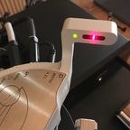 Reed 5T Laser und Motor