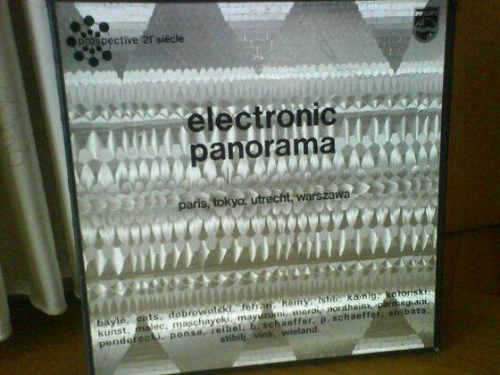 Electronic Panorama
