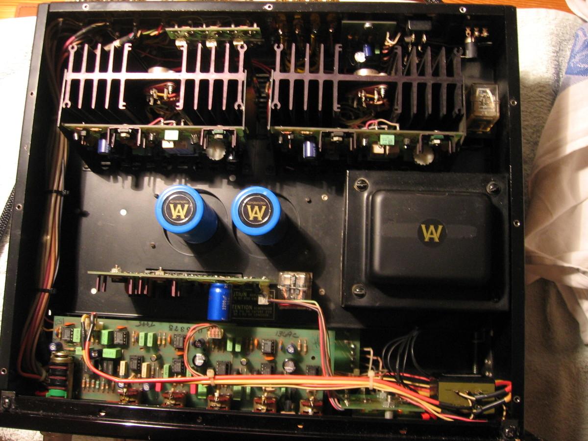 MA-6200 Inside