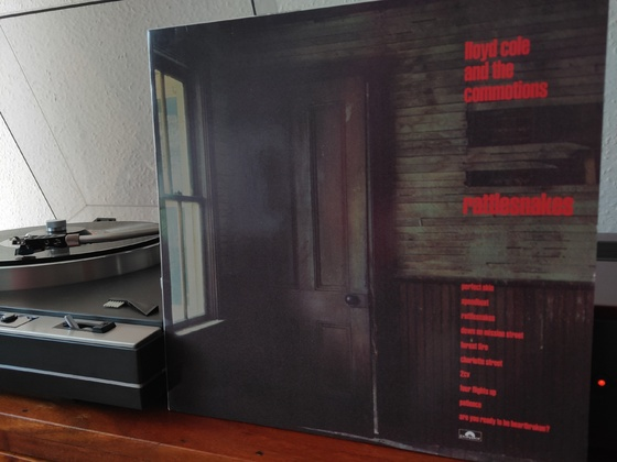 ​Lloyd Cole & The Commotions - Rattlesnakes