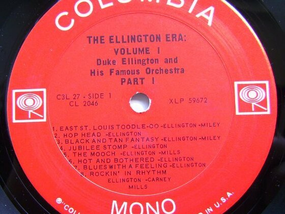 Ellington 1928 - 1940 3 LP Box Mono