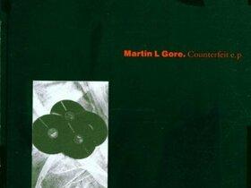 """Martin l. Gore """"Counterfeind EP"""""""