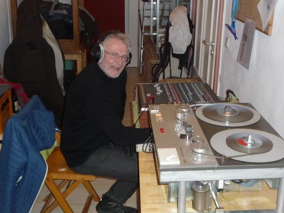 Aufnahmeequipment Telefunken M15A, Studer 961