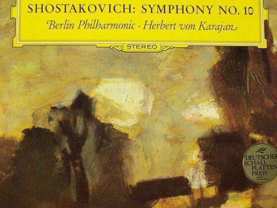 Shostakovich - Synphonie Nr. 10