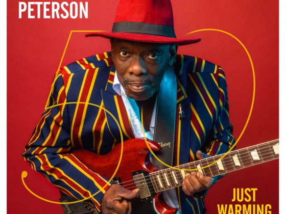 Lucky Peterson - Just Warming Up!