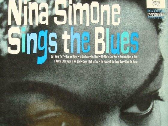 Nina Simone - sings the Blues
