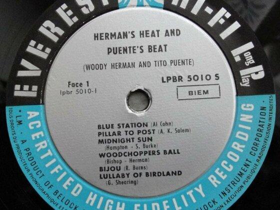 Woody Herman & Tito Puente