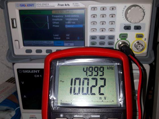 100mVrms-5kHz