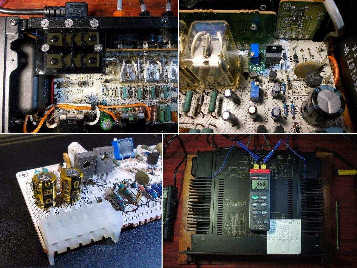 Technics SE-9060 Details
