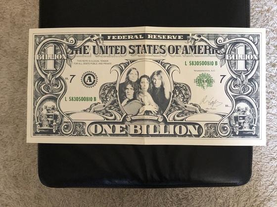 Billion Dollar