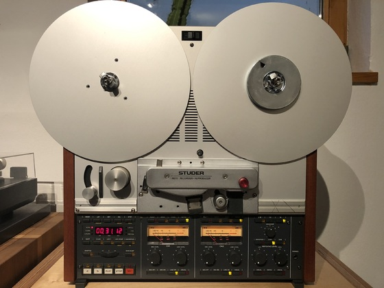 Studer A807 MKII