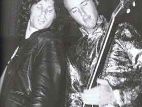 Robby Krieger with Jim