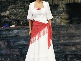 Kassandra Dimopoulou als Carmen bei der Monschau Klassik 2007