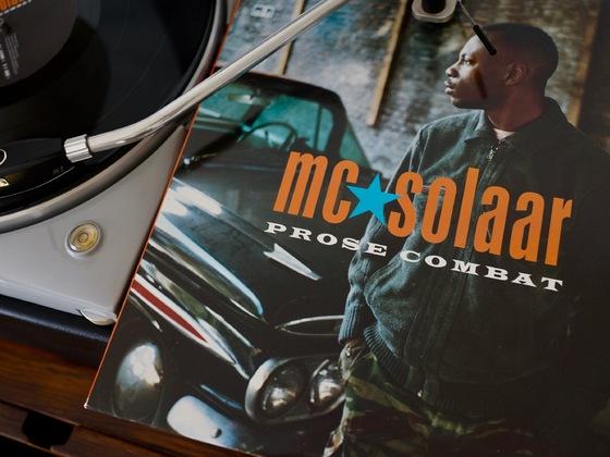 MC Solaar – Prose Combat (1994 /  Polydor – 521 289-1)