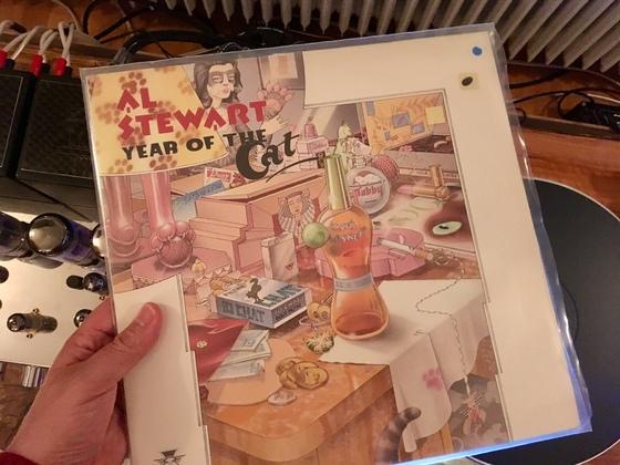 al steward, year of the cat