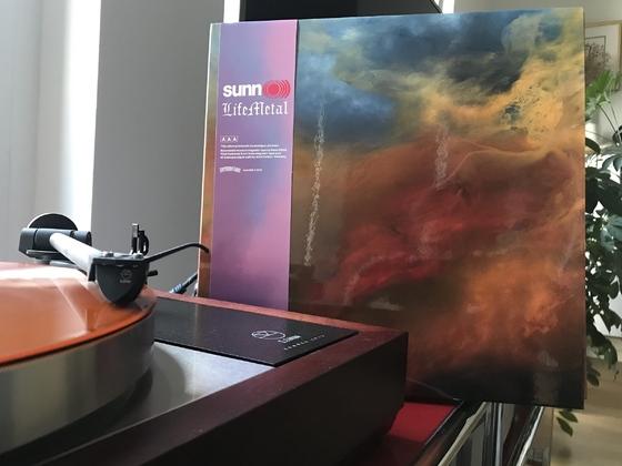 Sunn O))) - Life Metal